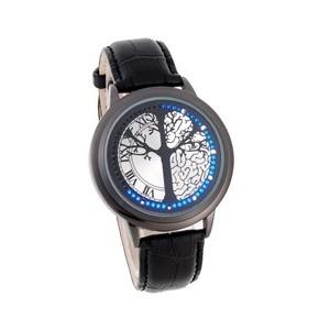 d7538e7c12432a Fantaste.pl - Zegarek LED nowoczesny dotykowy na rękę drzewo